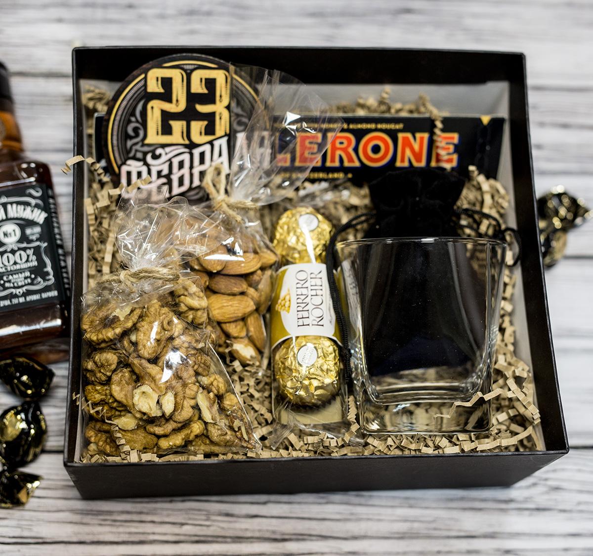 Подарочный бокс Whiskey premium